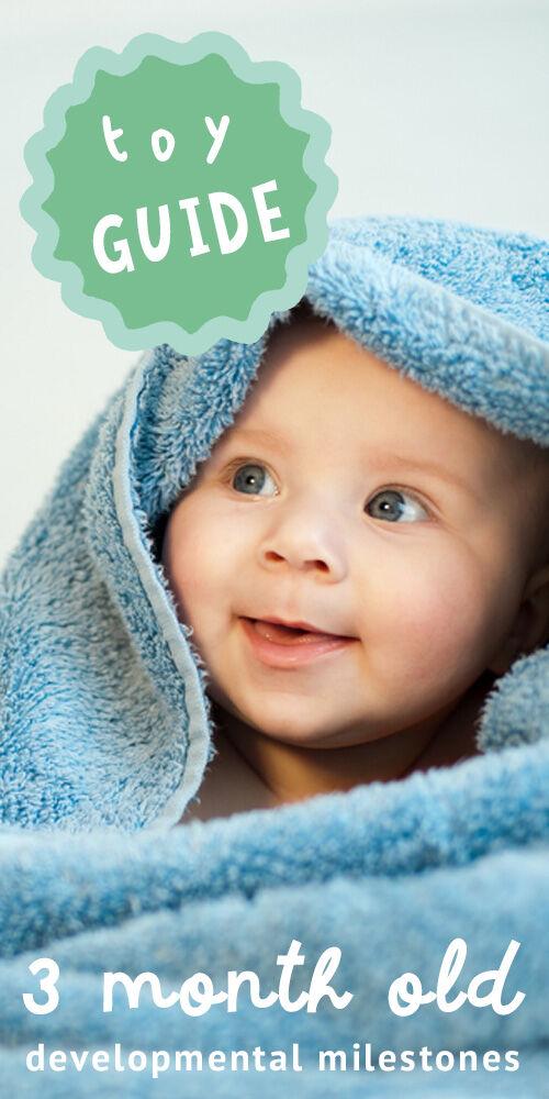 The best toys for 3 month olds based on developmental milestones | Mum's Grapevine