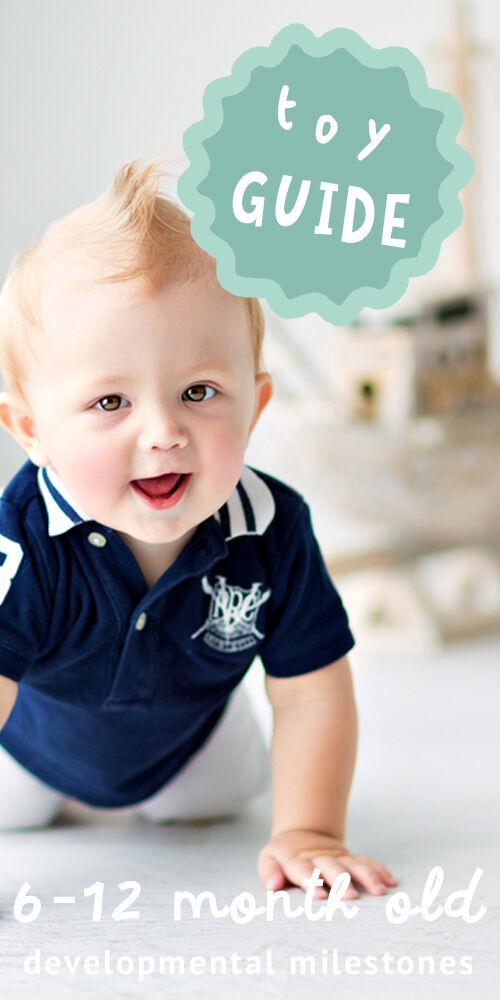The best toys for 6 month olds based on developmental milestones | Mum's Grapevine