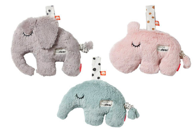 Best Gifts and Toys for 3 Month Olds: Done by Deer Musical Cuddle Toys