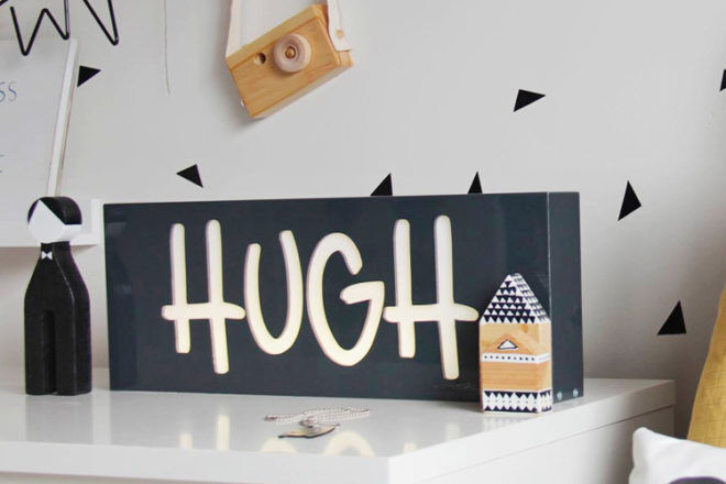 Best Gifts and Toys for 3 Month Olds: MyLight Personalised Night Light