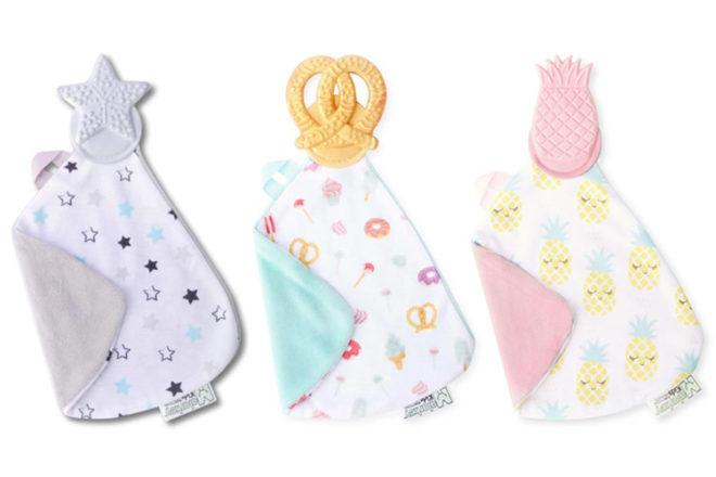 Best Toys for 6 Month Olds: Malarkey Munch-it Blanket
