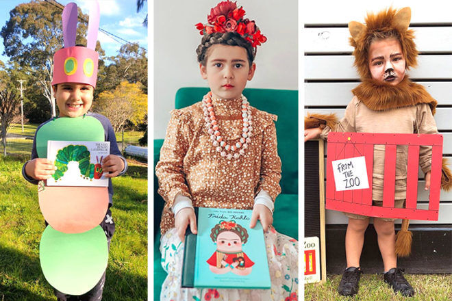 The best Book Week costume ideas for 2020