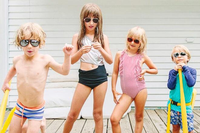 Hipsterkid sunglasses for kids