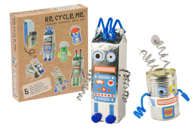 Recycle Me Robots