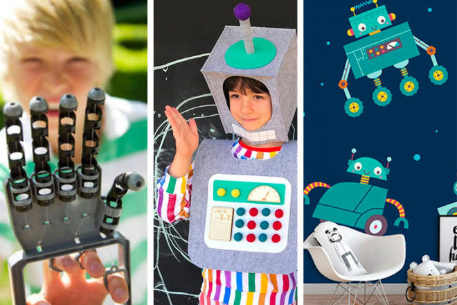 Robot toys and gifts