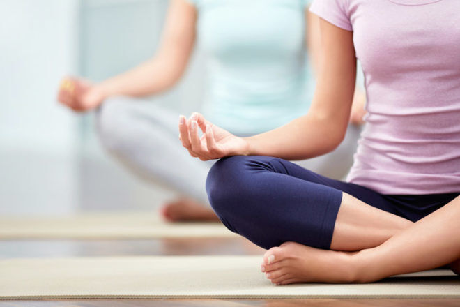 Reducing stress levels plays a huge role in pre-conception health