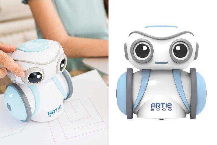 Robot Toys Artie robot