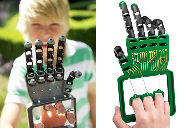4m kidzlabs robot hand