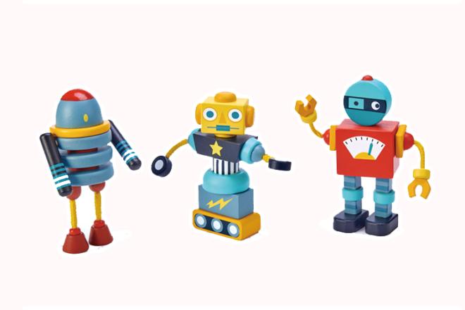 robot toy gift ideas