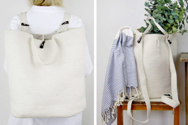 Beach Bags: Collective Sol