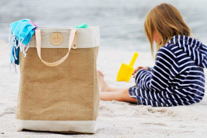 Beach Bags: MB Collective Everyday Tote