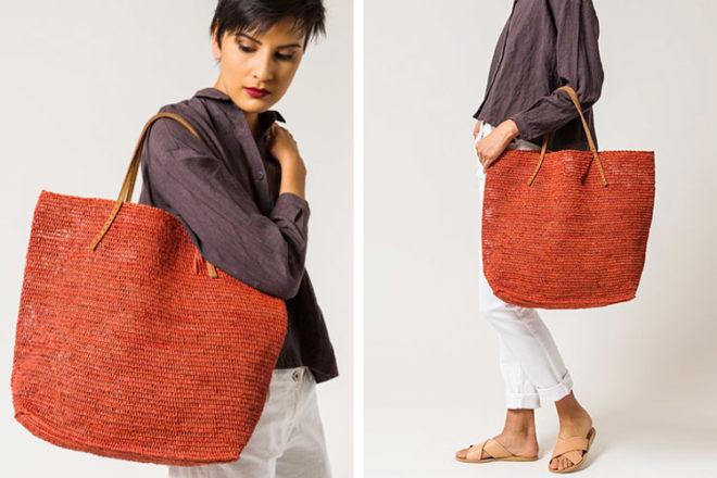 Beach Bags: Sans Arcidet Paris
