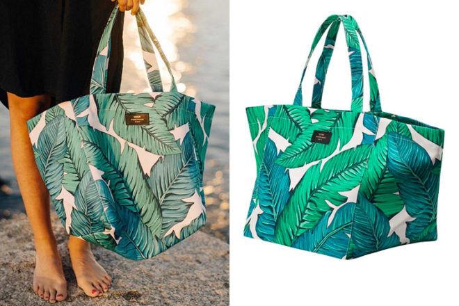Beach Bags: Wouf