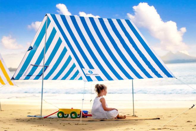 Byron Bay Beach Tents
