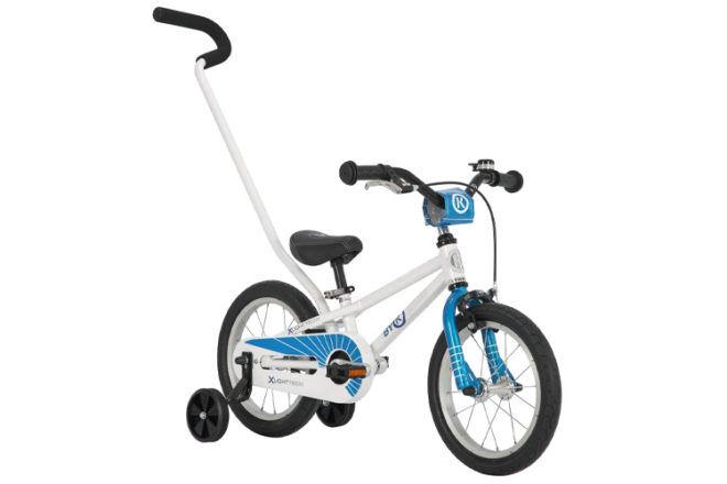 First Bikes: BYK E-250 Single Speed Bike