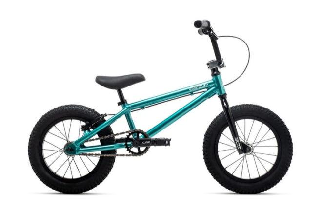 First Bikes: DK Aura 14