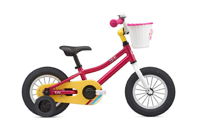 First Bikes: Liv Adore 12