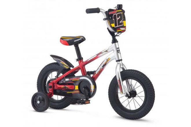 First Bikes: Mongoose Lilgoose