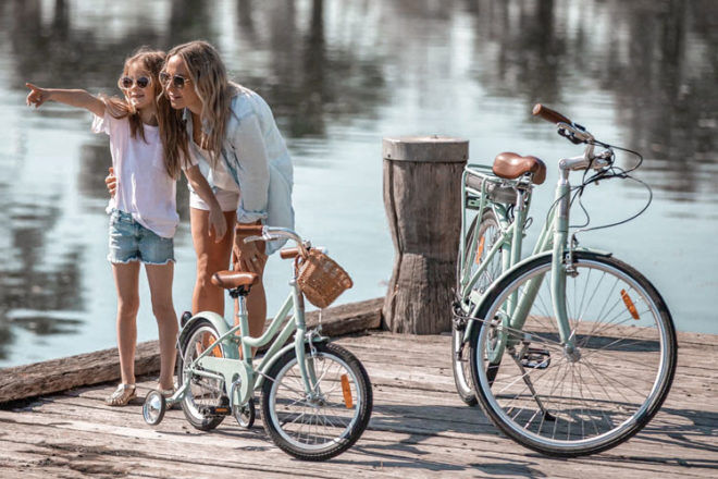First Bikes: Reid Cycles Vintage Classic