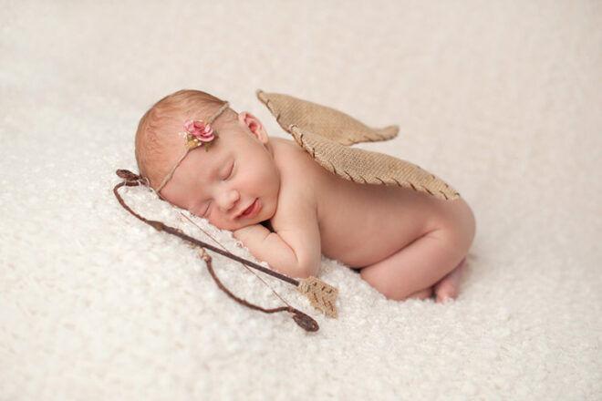 Sagittarius baby traits archer newborn