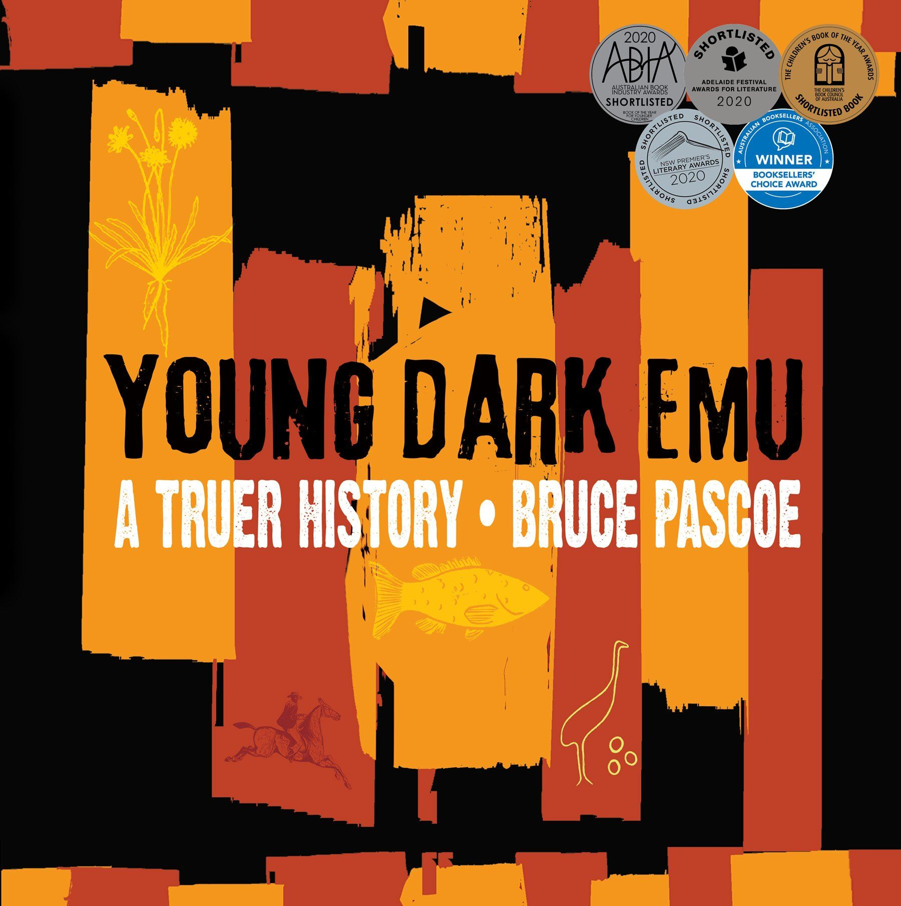 Young Dark Emu Book of the Year