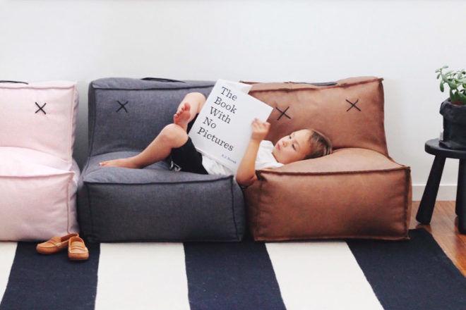 Homeday Mini Mod Kids' Sofa
