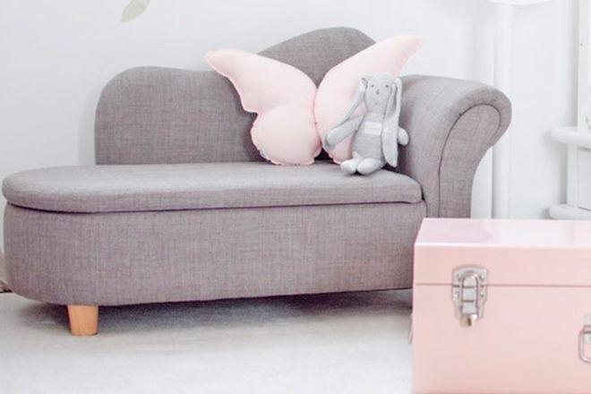 Luxo Living Elsa Kids Flip Out Sofa