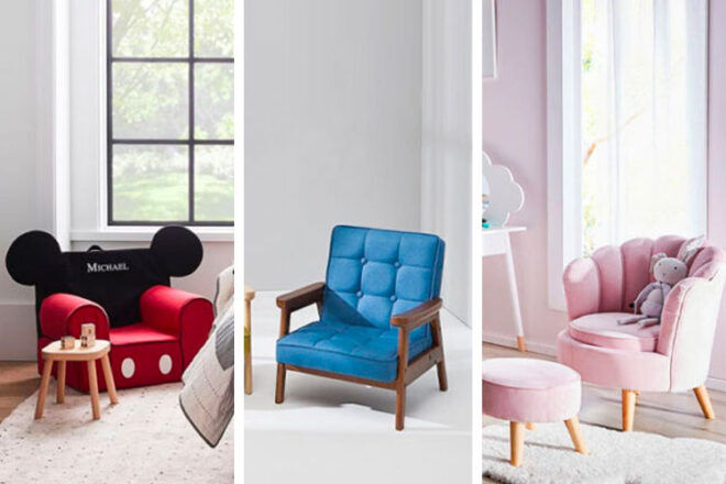 18 Best kids armchairs for 2021 | Mum's Grapevine