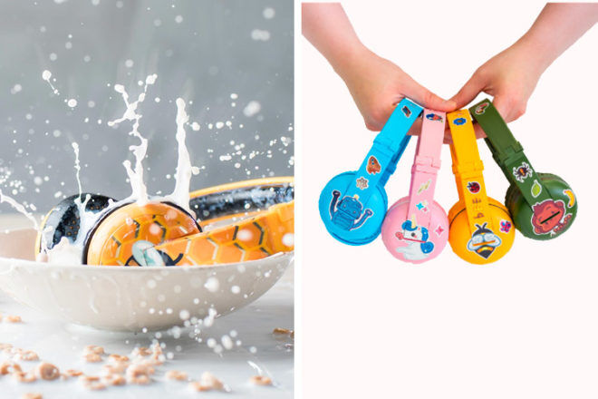 BuddyPhone Wave Waterproof Kids Headphones