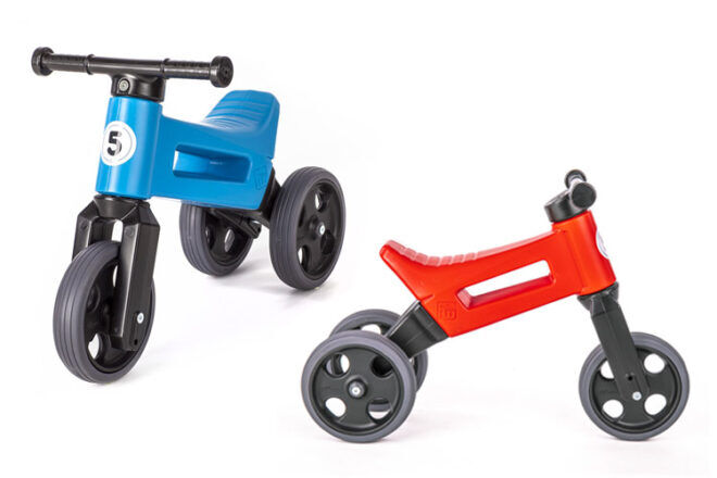 Funny Wheels Rider
