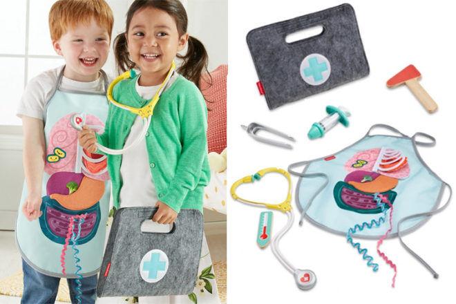 Kids' Doctor Kit: Fisher-Price