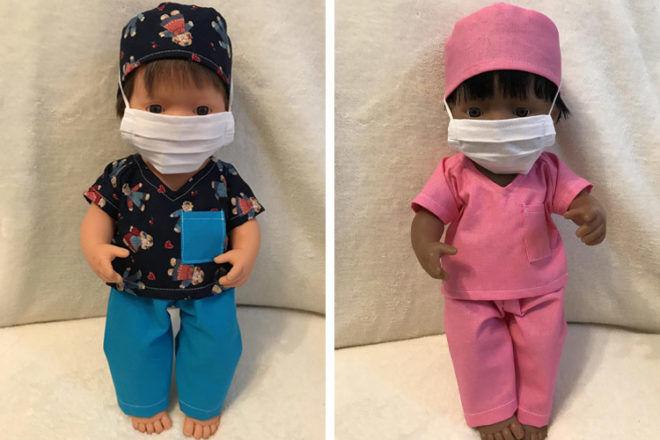 Kids' Doctor Kits: Froggie Crafts