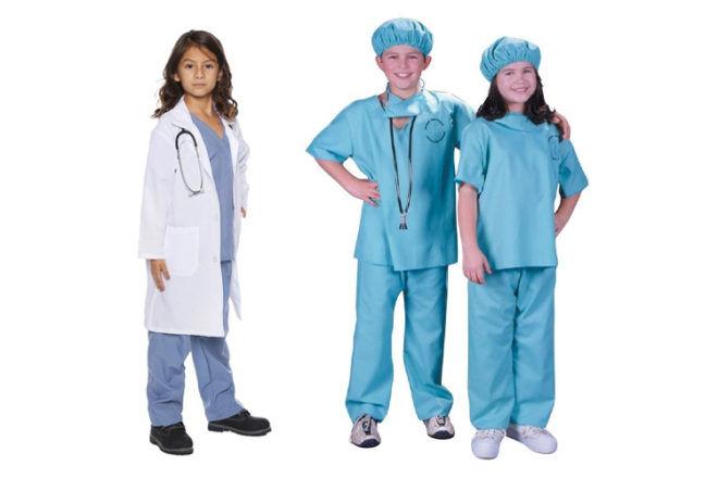 Kids' Doctor Kits: Fun World
