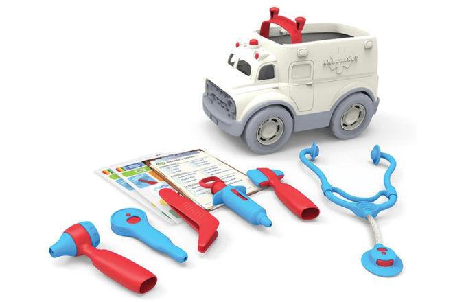 Kids' Doctor Kits: Green Toys