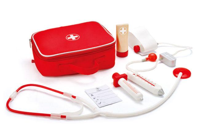 Kids' Doctor Kits: Hape