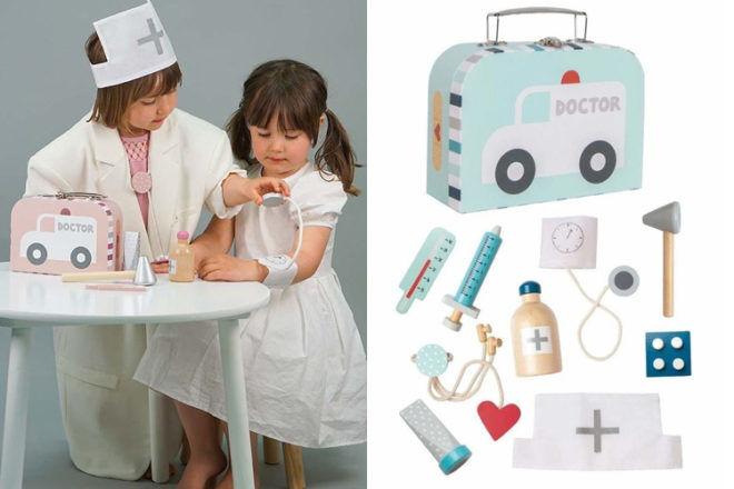 Kids' Doctor Kits: Jabadabado