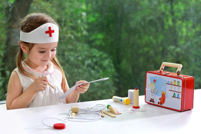 Kids' Doctor Kits: Kaper Kidz
