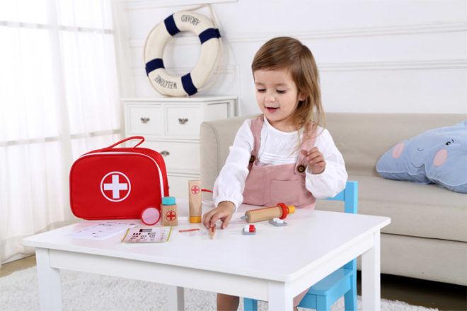 Kids' Doctor Kits: Tooky Toy