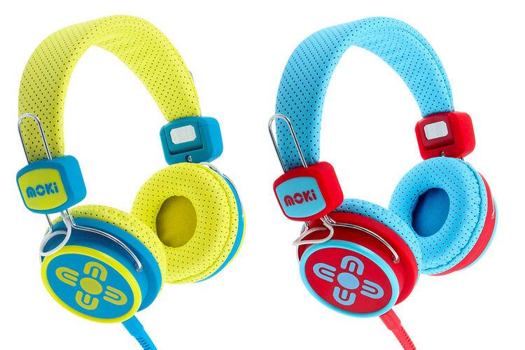 Moki Kid Safe Volume Headphones