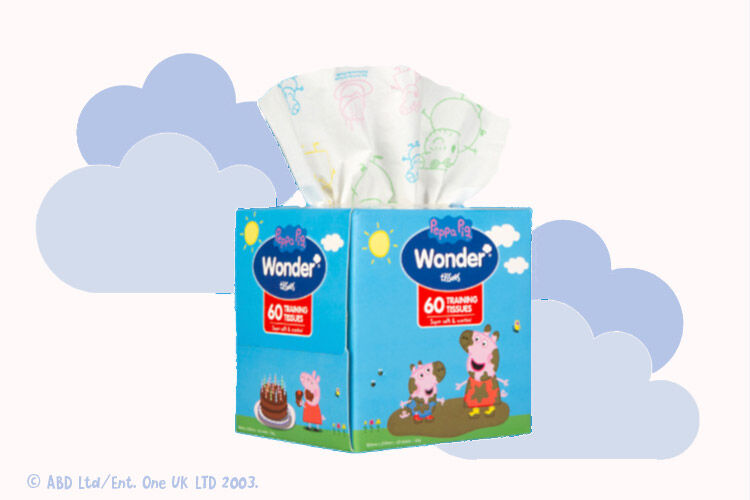How to teach kids to blow their nose using training tissues   Mum's Grapevine