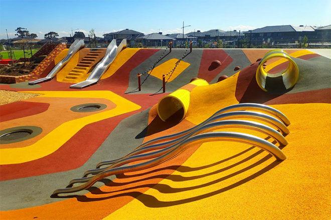 Lyndarum North Playground, Melbourne