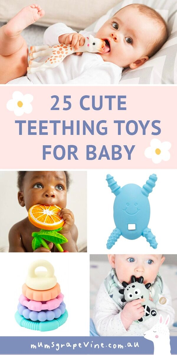 25 best teething toys for 2020   Mum's Grapevine