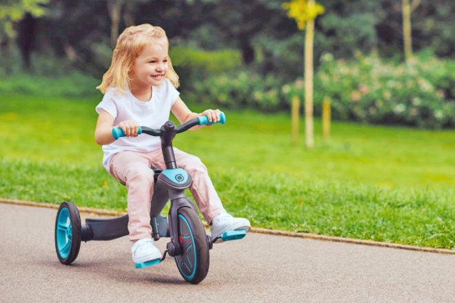 Best Toddler Trike: Globber