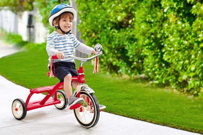 Best Toddler Trike: Radio Flyer
