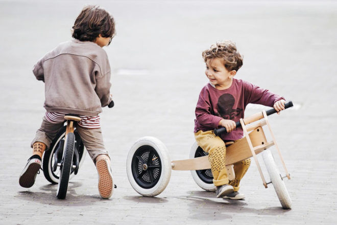 Best Toddler Trike: Wishbone 3-in-1