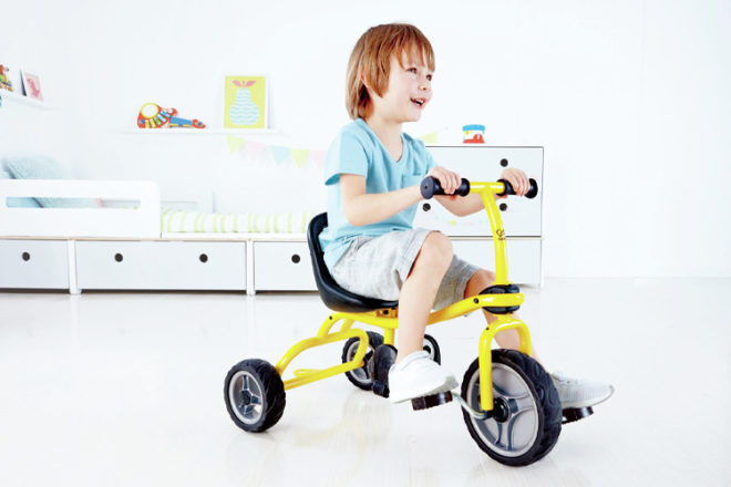 Best Toddler Trikes: Hape