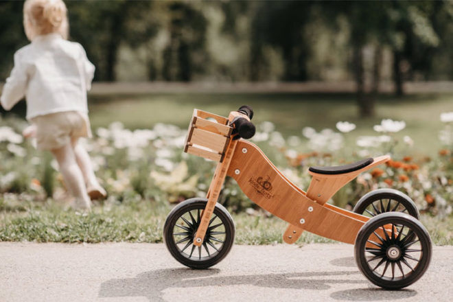 Best Toddler Trikes: Kinderfeets