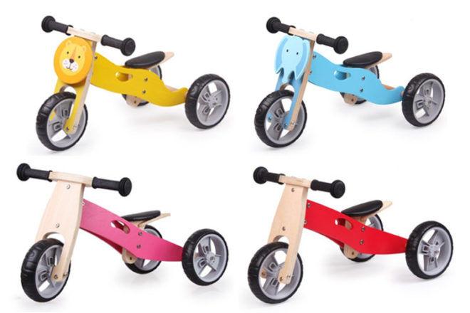 Best Toddler Trikes: UDEAS