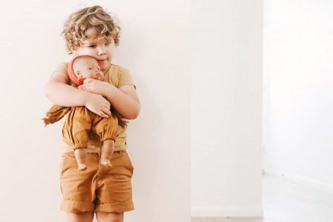 Study shows what happens when boys play with dolls   Mum's Grapevine
