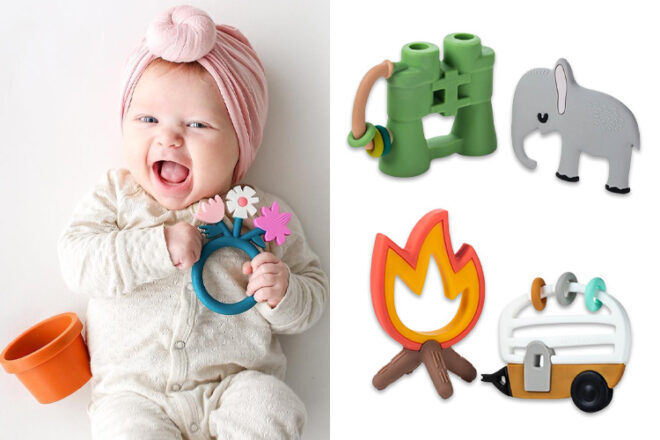 Lucy Darling Teething Toys